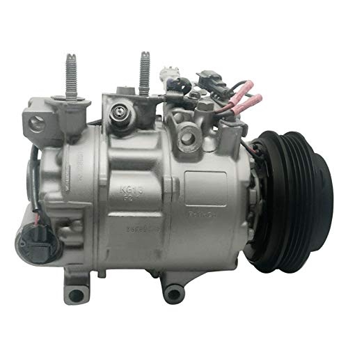 RYC Remanufactured AC Compressor and A/C Clutch AGG399 (ONLY Fits Ford Focus Vehicles Without Turbo produced after February 19, 2014)