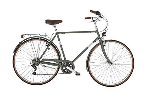 Alpina Bike 28 Zoll Cityrad Herren Viscontea Condor 6 Gänge Kies 55 cm Rahmengröße