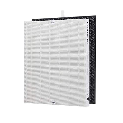 Coway AP-1512HHS (AP-1519P) FP Luftreiniger Ersatzfilter, weiß/schwarz