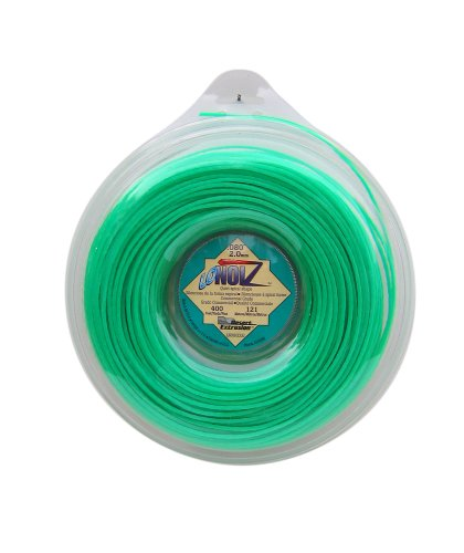 LoNoiz .080-Inch-by-400-Foot Spool Commercial Grade Spiral Twist Quiet 1-Pound...
