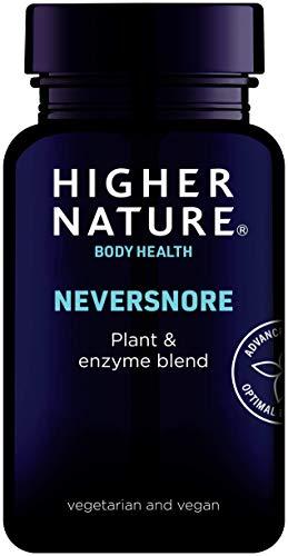 Higher Nature Neversnore - 90 Kapseln