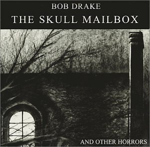 Skull Mailbox