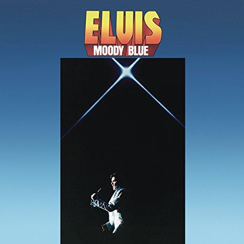 elvis moody blue vinyl - 1