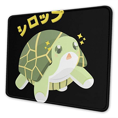 Mausepad Sirup The Turtle - Bofuri Transparente Mausmatte Anime Home Desktop Office Gaming Mousepad Schule Rutschfester Schlafsaal Mauspad Gedrucktes 25X30Cm Geschenk Computer Gumm