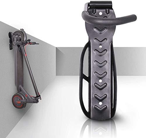 auvstar Elektroroller ständer, Wandhalterung. Steel Rubber Wandhalterungen, Universal E-Scooter, Fahrräder Halterungen Halterung