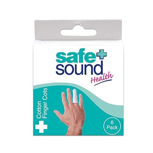 Safe & Sound Fingerüberzüge, Baumwolle