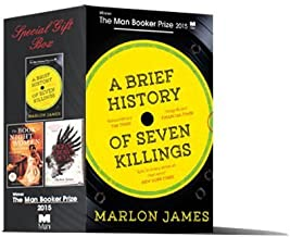 Marlon James The Man Booker Prize 2015 Collection 3 Books Bundle Slipcase Edition (A Brief History of Seven Killings, The Book of Night Women, John Crow's Devil) by Marlon James (2015-11-09)