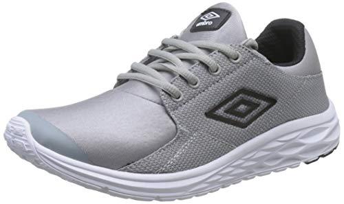 Umbro Dalton II, Zapatillas de Running Hombre, Gris (Griffin/Black/White FSG), 40 2/3 EU