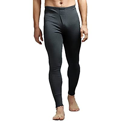 Outdoor Work XL Camping /& Ski Wear Size S B.U.L /® Mens Extreme Hot Thermal Underwear Long John Suitable for Winter Travel