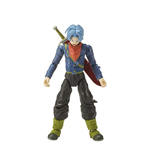 Bandai - Dragon Ball Super - Figurine Dragon Star 17 cm - Trunks du futur - 35997
