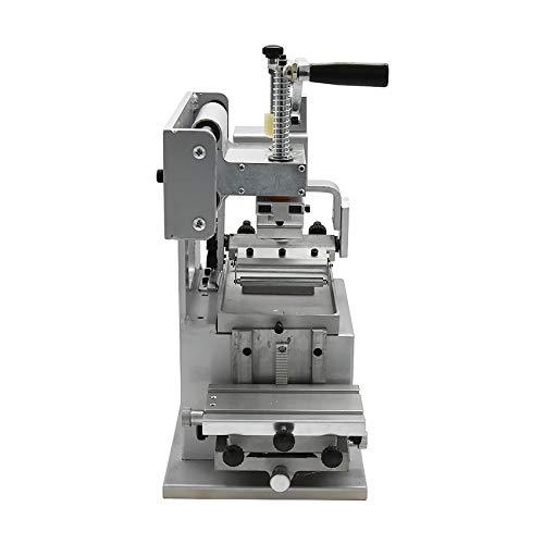 Manual tintero Pad Impresora impresión máquina tampografía Making Paquete
