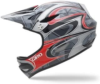 Giro Remedy Mountain Full-Face Bike Helmet (Red/Black, Small)
