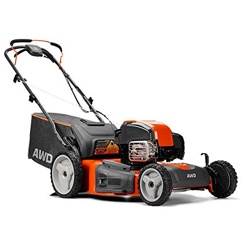 Husqvarna 22' Self Propelled 3-in-1 Gas Lawn Mower with Briggs & Stratton Engine