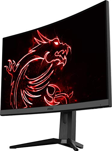 Moniteur MSI LED 27″ Optix MAG272CQR *Incuv' WQHD/HDMI/DP*2040