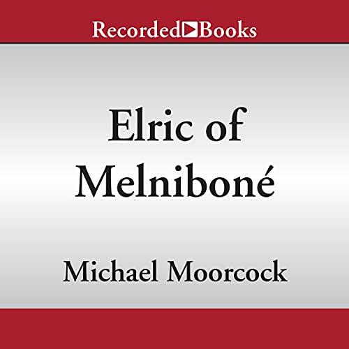 Elric of Melniboné cover art