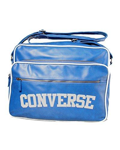 Converse - Bolsa bandolera de deporte, color azul - midnight lake