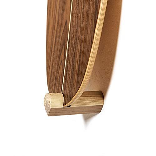 WAHU Board Wandhalterung - Mach Board zum Blickfang | Accessoire | 100{13234f06d2bd67e73b8f575ab9c0b679fe150877e233b6b4758ded024525222b} Echtholz & tolle Optik