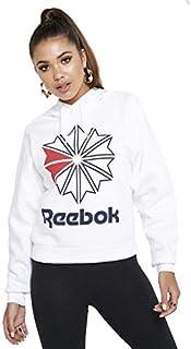 شعار Reebok Classics Sweat à capuche femme Big