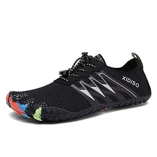 Zapatos de Agua para Hombre Mujer Calzado de Natación Buceo Snorkel Piscina Playa...