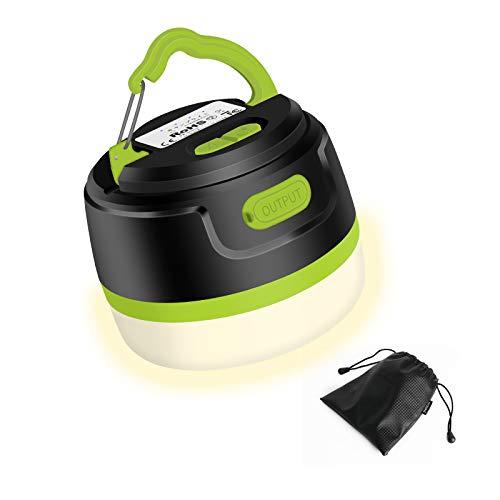 【PSE認証済み】 LEDランタン 5200mAh大容量 キャンプランタン USB充電式 IP66 防水&防塵 8つ調光モード 夜釣り、山登り、夜道の散歩、レジャー用、車中泊などのアウトドア、暗所の作業、停電緊急用・災害時非常用