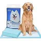 Nobleza - 30 x Empapadores Perros Alfombrilla higiénica de Entrenamiento para Perros. Ultraabsorbente 90cm*60cm.