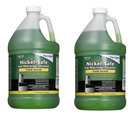 Nu-Calgon Inc 428708 Ice Machine Cleaner-1 gallon (Тwо Расk)