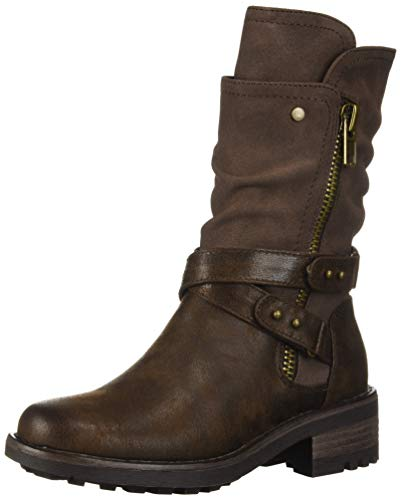 Carlos by Carlos Santana Women's Sawyer, Dark Brown, 6 M M US