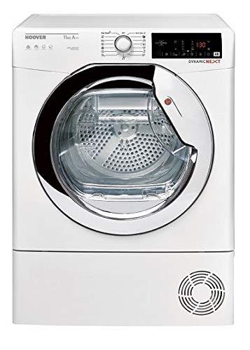 Hoover DX H11A2TCEXM-S asciugatrice Libera installazione Caricamento frontale Bianco 11 kg A++