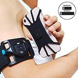 Deportes Running Brazalete para Caminar para iPhone 12/11/11Pro/SE 2020/X/XS/XS Max/XR/8/7/6/Plus/Samsung Galaxy S8/S7/S6,Huawei, Teléfono Titular para Correr Trotar y Hacer Ejercicio