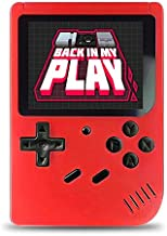 400 Games Mini Portable Retro Video Console Handheld Game Advance Players Boy 8 Bit Built-in Gameboy Inch Color LCD Screen...