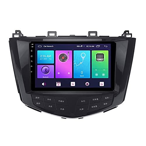 WHL.HH Auto Multimedia Revertir Imagen Android 10.0 Vehículo Electrónica para BYD S7 2015-2018 GPS Navegación Radio FM WiFi GPS Video Receptor DVD Jugador Apoyo