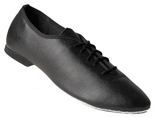 Rumpf Jazzschuhe Basic 1 schwarz Jazz Sneaker Schuhe Tanzschuhe Dance 37