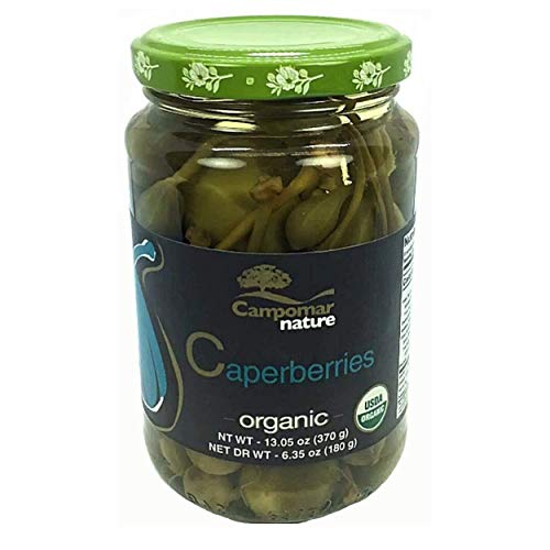 Campomar Pickles and more (Organic Caperberries)