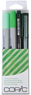 Copic Marker Doodle Pack, Green by Copic Marker