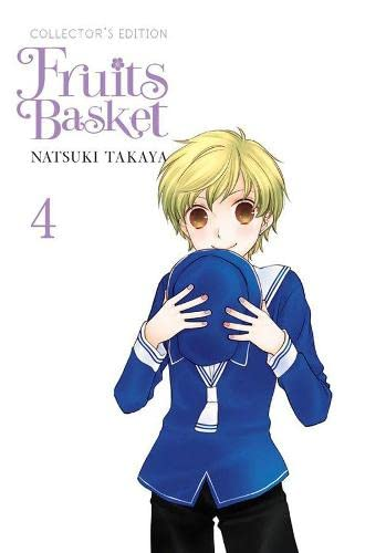 Compare Textbook Prices for Fruits Basket Collector's Edition, Vol. 4 Fruits Basket Collector's Edition, 4 Illustrated Edition ISBN 9780316360654 by Takaya, Natsuki