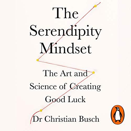 The Serendipity Mindset cover art