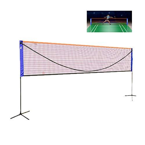 Netze Halterung Einfache Zusammenklappbare Tragbare Badminton-Netzablage Spielhaus Standard Outdoor Mobile Tennissäulenhalterung Außen- Tragbare Badminton-Netzablage