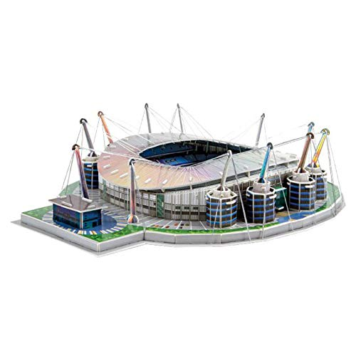 beyondy 3D Football Stadiums Puzzle, Football Gifts for Boys Manchester United Stadium