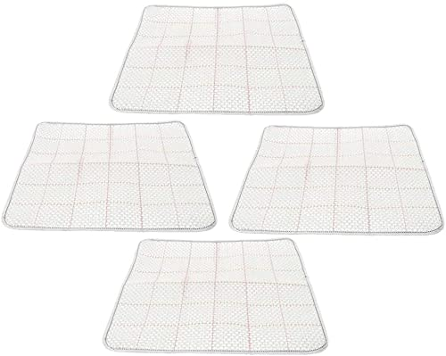 N-K Gobelin Teppichherstellung 4 Teile/Stück Freies Muster Haken Teppich DIY Heimtextilien Praktisches Design und langlebig