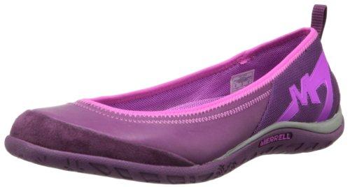 Merrell womens Enlighten Vex Slip-On Shoe Dark Purple 6 M US