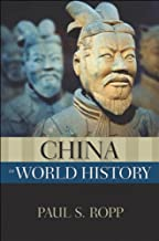 Best china in world history paul ropp Reviews