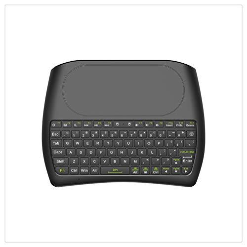 Liberación Wireless Keyboard Touchpad Control For TV Box Mini Pc Mini Teclado Y Mouse Inalámbricos