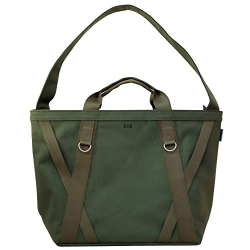 CIE(シー)『DUCK CANVAS TOTE-L 2WAY トートバッグ』