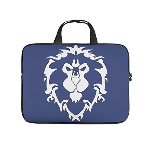 Allianz Laptop Protective Bag, Battle for the Allianz Multifunctional Briefcases for Men Women Work