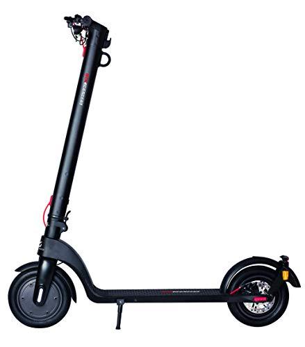 Six Degrees E-Scooter Velo E7 - mit Straßenzulassung /ABE, PANASONIC Lithium-Ionen-Akku, 20 km/h, 8,5 Zoll Luftreifen, schwarz - 3