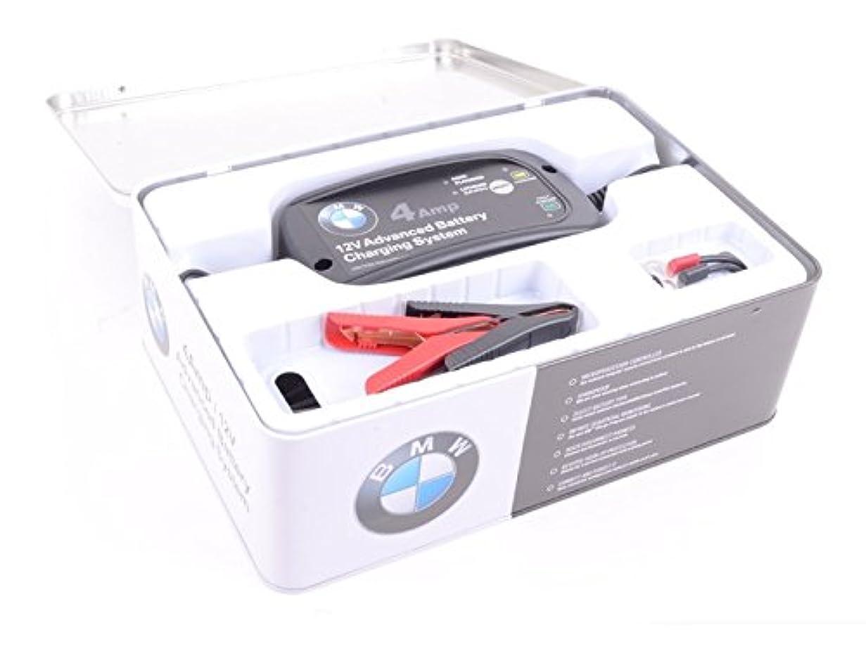 安全なポーチパスタBMW純正(日本未発売)バッテリー充電器 Advanced Battery Charging System 82110406881/82110041600
