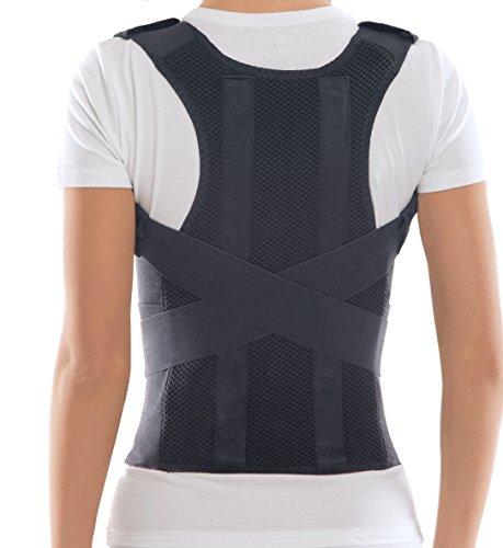 TOROS-GROUP Comfort Posture Corrector Shoulder and Back Brace