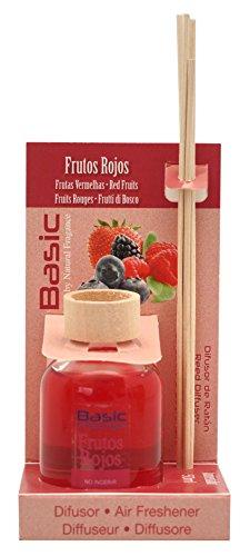 Ambientair Basic - Ambientador para hogar, aroma de frutos rojos, 50 ml