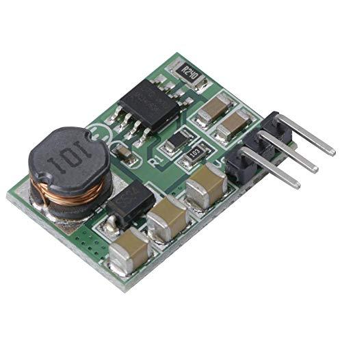 Módulo de voltaje egative-3-15V a -3.3V 5V 6V 9V 12V 15V Convertidor de refuerzo DC-DC de voltaje positivo a negativo(-15V,)