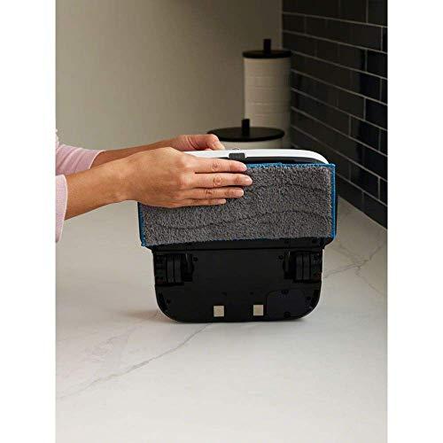 iRobot Braava m6 (m6134) Wischroboter mit WLAN, Präzisions-Sprühstrahl und erweiterter Navigation, Zeitplanreinigung, lernt und passt sich Ihrem Zuhause an, Nass- und Trockenwischen, App-Steuerung - 10